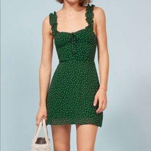 Reformation Hilton Dress Size 8